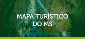 Mapa turístico do M - S.