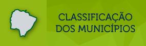 Classificação dos municípios.