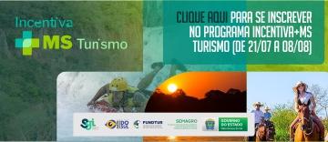 Incentiva mais m - s turismo Clique aqui para se inscrever no programa incentiva mais M - S turismo